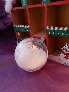 Boules décorées